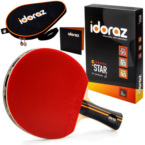 Idoraz table tennis bat