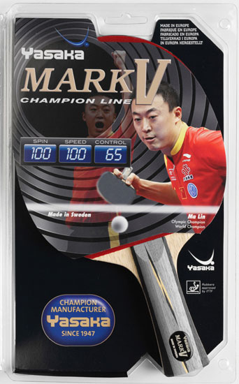 Yasaka Mark V Racket
