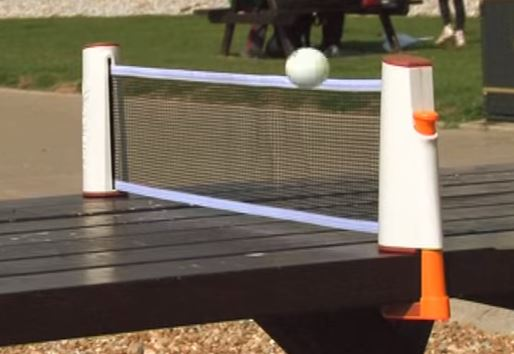 retractable ping pong net
