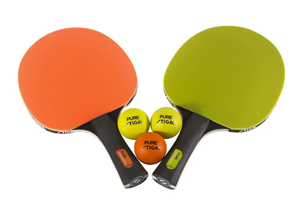 STIGA Pure Color Advance 2-Player Table Tennis Set